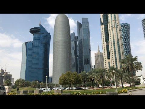 Qatar Doha Corniche Mall Aspire 4k UHD  - DJI Osmo Mobile - Filmic pro 100 mbps - iPhone 7