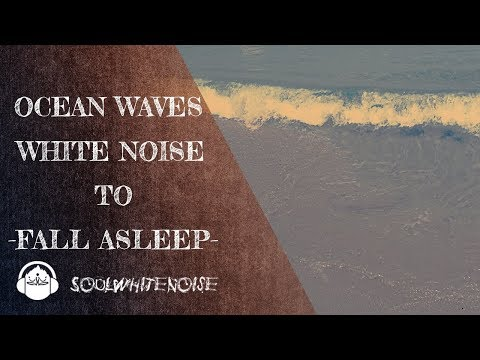 Ocean Waves White Noise To Fall Asleep Within 10 Minutes | In search of ZEN