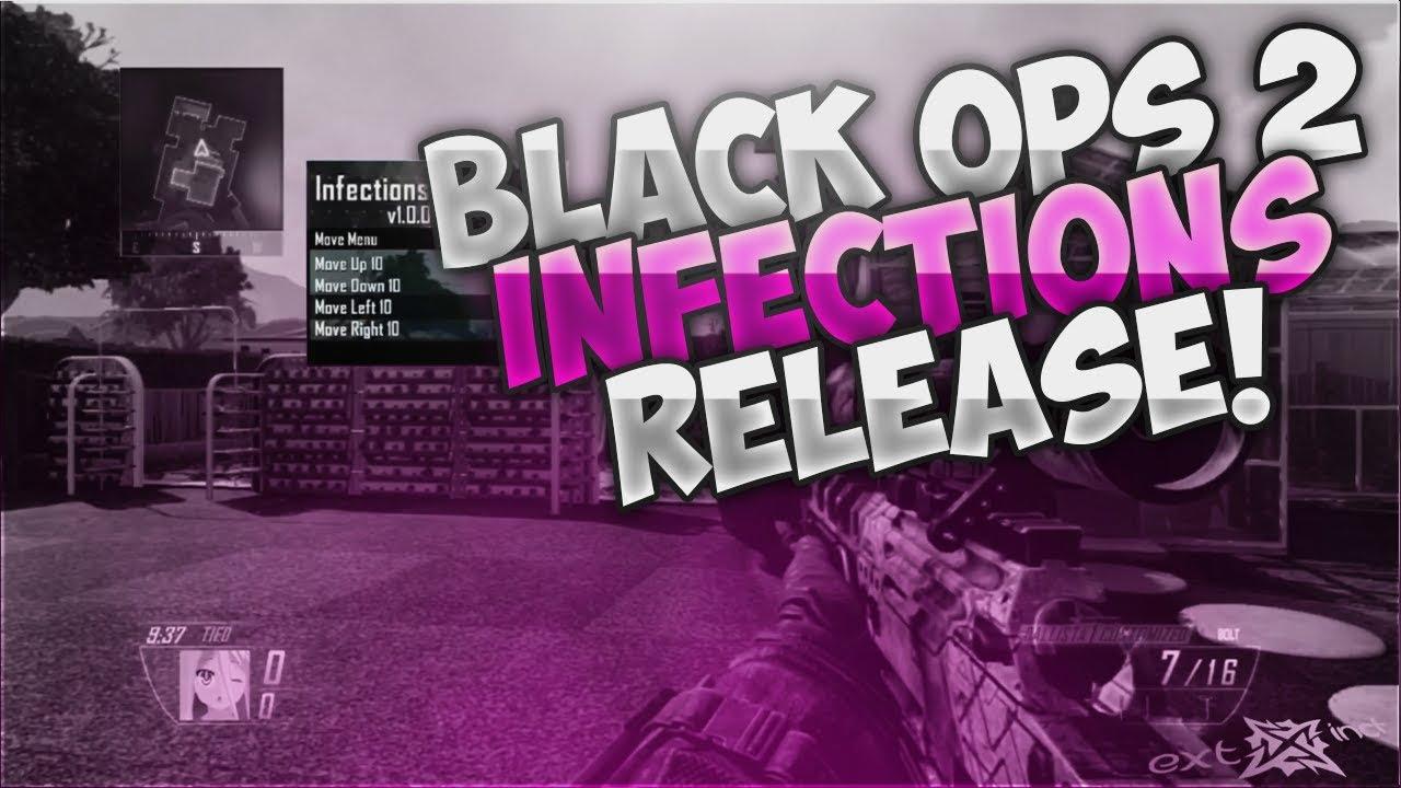 Black Ops 2 Infections Menu Release - NextGenUpdate