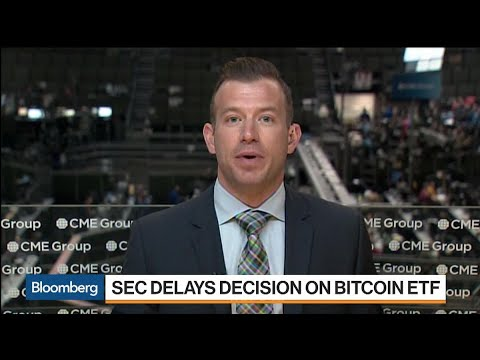 SEC's Delayed ETF Decision Sends Bitcoin Lower
