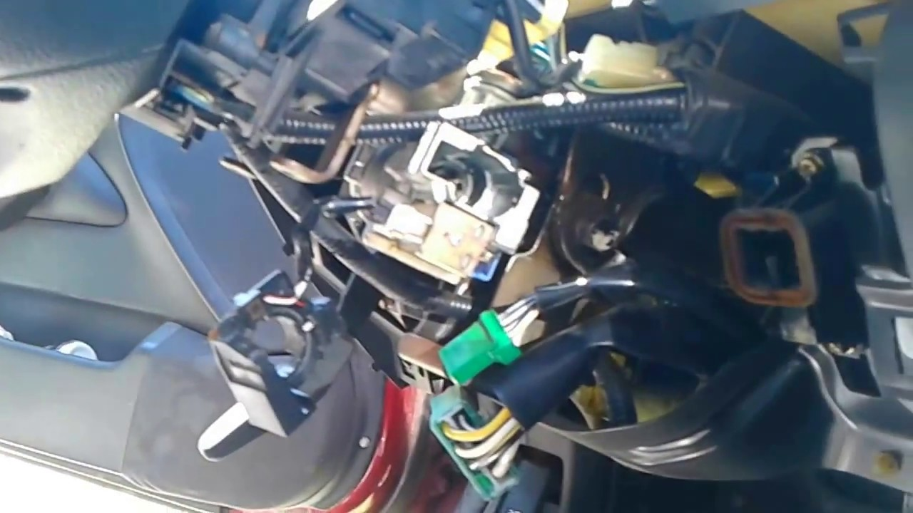 96 acura cl ignition control module replacement