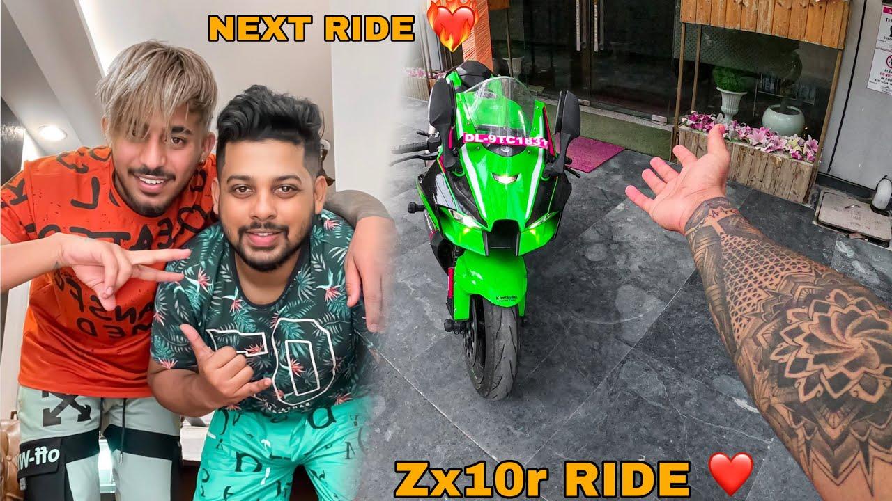 Download Next ride ki taiyari with Zx10r ❤️🔥