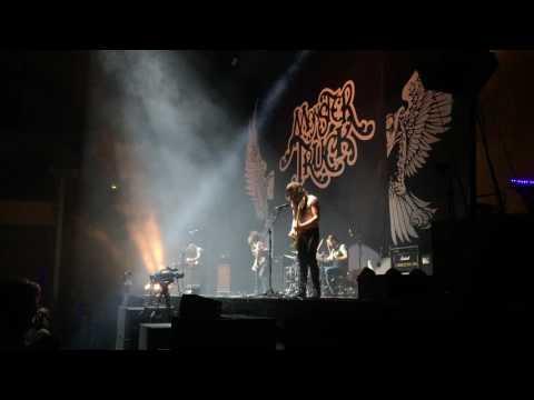 Monster Truck - Frankfurt - Sa.10-Jun 2017 - 3 Songs of oldstyle raw Rock Energy - [PetziAZ