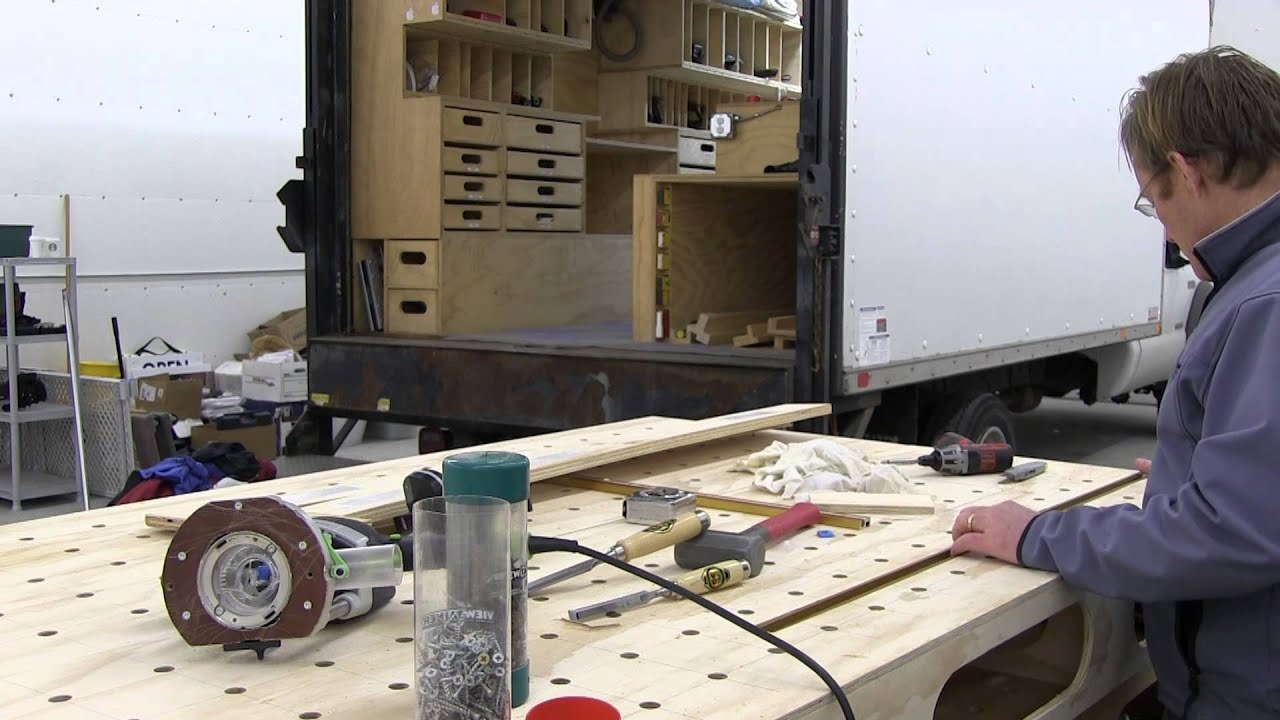 Building The Paulk Workbench Part 10 Dados And Router