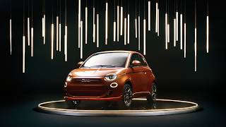"New Fiat 500 Launch Edition ""MAI TROPPO"" by Bulgari"