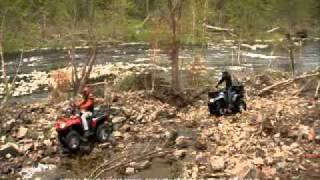 ARCTIC CAT ATV, 2UP, & MUD PRO 2012 TECH