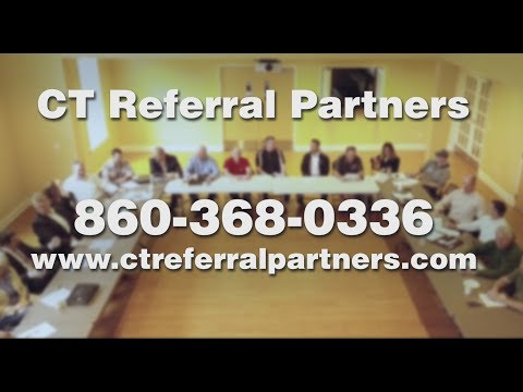 CT Referral Partners – Glastonbury Networking – Connecticut Business Training and Mentoring