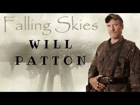 Meet the Actor: Will Patton Dan Weaver from Falling Skies