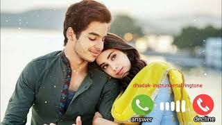 😍dhadak best instrumental ringtone || (only music ). || download link available.
