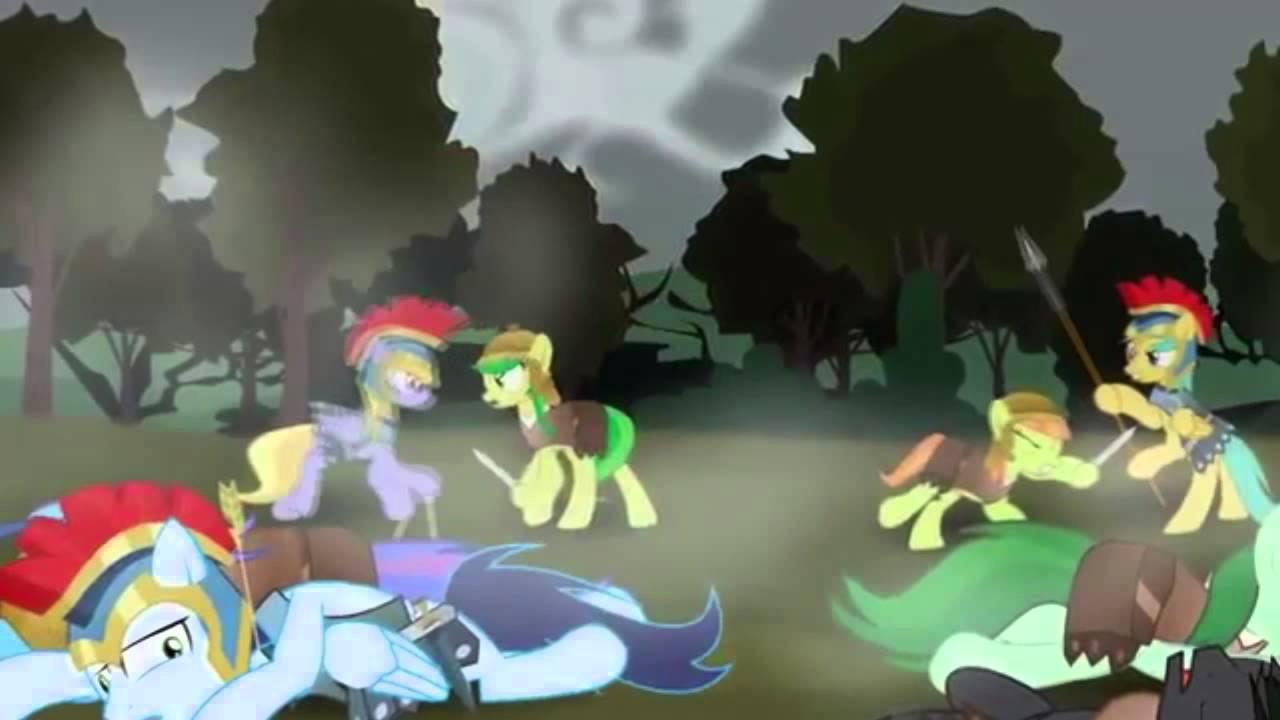 War In Equestria Youtube