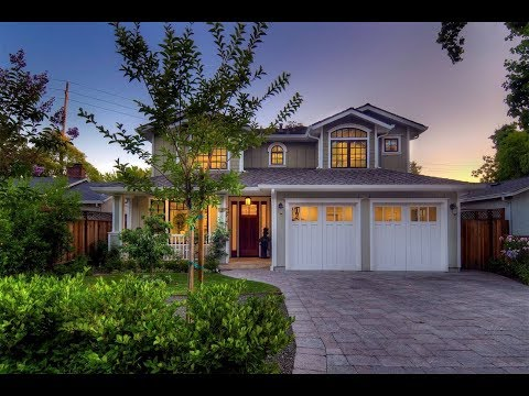 Elegant Family Residence in Menlo Park, California | Sotheby's International Realty