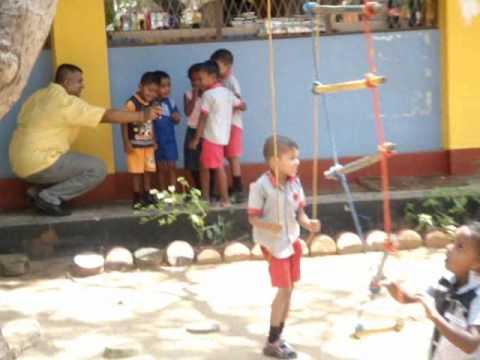 Vassar College helps open a Preschool in Sri Lanka post-Tsunami
