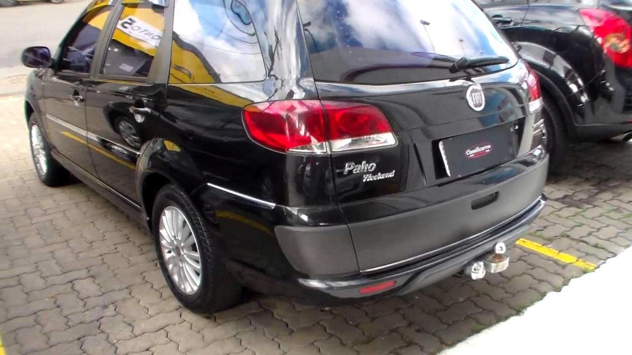 Fiat Palio Weekend Attractive 1 4 8v  Flex  - 2012
