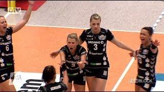 FANBLOCK-TV: DSC-Damen kämpfen Aachen nieder