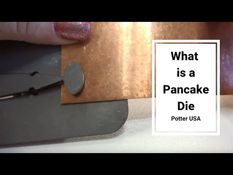 What is a pancake die youtube what is a pancake die ccuart Choice Image