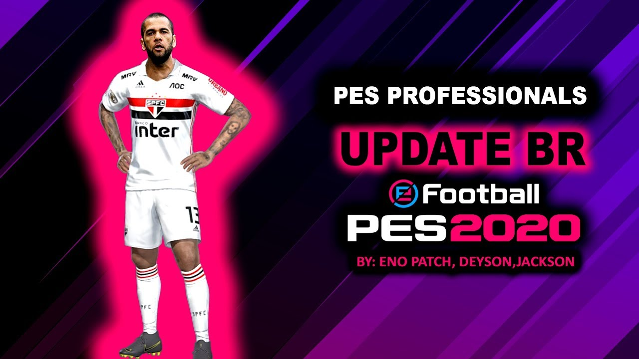 Pes 2020 Update 2019