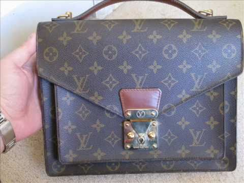 a3f07bccddb0 Louis Vuitton Monceau Review - Collecting Louis Vuitton - Review 8 ...