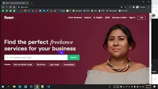 ১২ । Fiverr account tutorial Bangla | Eyes of bengal |( ফাইভার একাউন্ট বাংলা টিউটোরিয়াল )