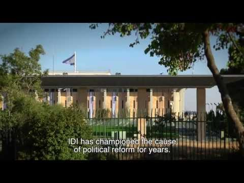 IDI In Action: Introducing The Israel Democracy Institute
