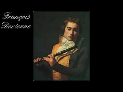 DEVIENNE - Concerto per Flauto e Orch n°7 in Mim 1/3 - Flauto: A.Marion