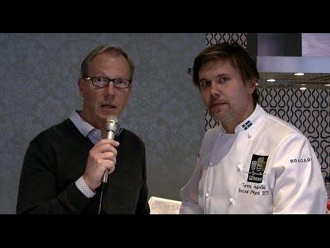 Laroche Chablis VS Tommy Myllymäki moderator Anders Levander