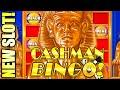 ★NEW SLOT!★ 🎩 CASHMAN BINGO! (BABYLON JACKPOTS) (Aristocrat Gaming)