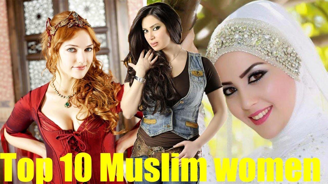 In world muslim beautiful most girl Top 10