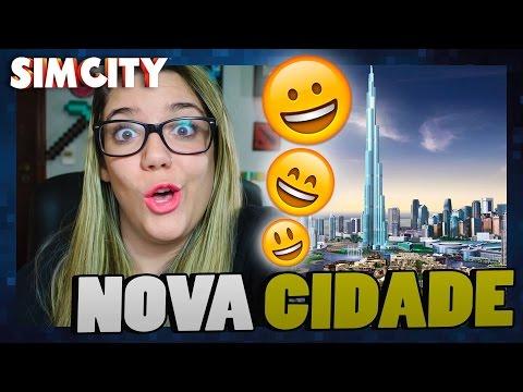 NOVA CIDADE! - SIM CITY #01