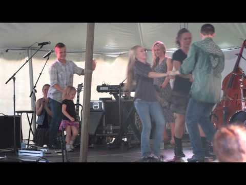 Willis Clan Dancing  - Ohio Celtic Festival 2014