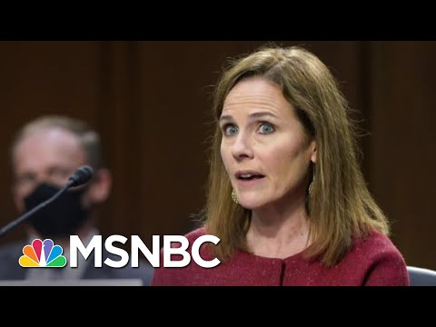 Neal Katyal: Amy Coney Barrett Is Locked In By Trump's Own Statements | The 11th Hour | MSNBC