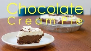 Chocolate Cream Pie | Bon Appétempt | Pbs Digital Studios