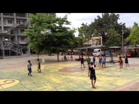 Friendship Game COC Phinma Cagayan de Oro City