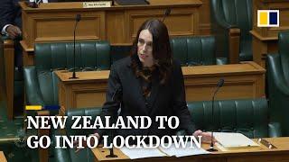 New Zealand declares national emergency in bid to fight coronavirus pandemic