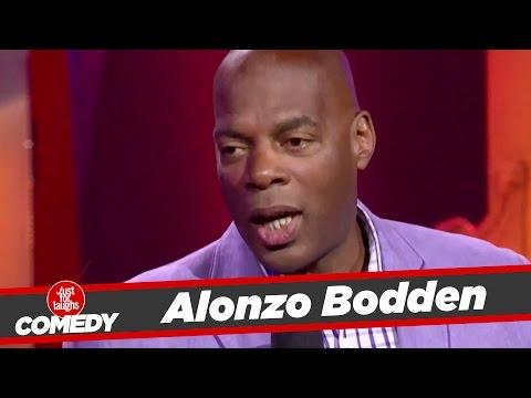 Alonzo Bodden Stand Up - 2013