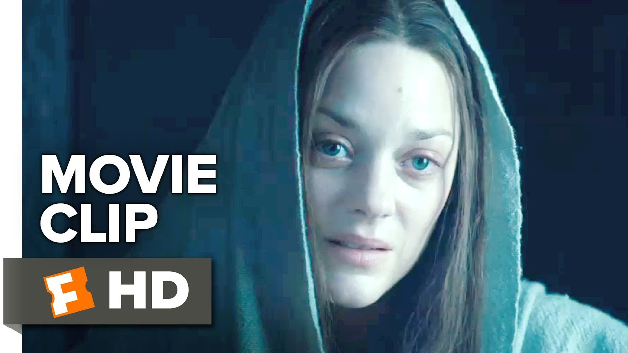 Macbeth Movie Clip Will These Hands Never Be Clean 2015 Marion Cotillard Movie Hd