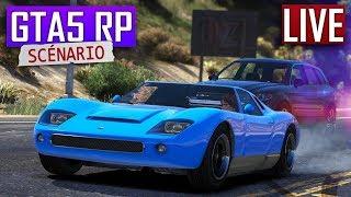 GTA5 RP : ÉCHAPPER À LA POLICE [SCÉNARIO]