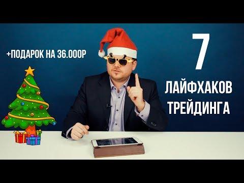7 крутых лайфхаков трейдинга + конкурс с ценным призом! - Денис Стукалин