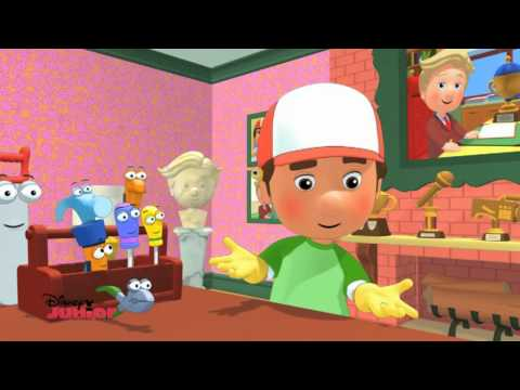 Handy Manny - Table For Too Many