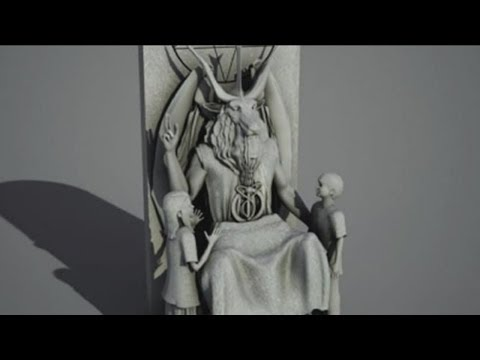 Satanic Temple looking to build seven foot monument of Satan in Oklahoma City