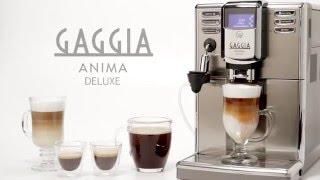 Gaggia Anima Deluxe Super-Auto…