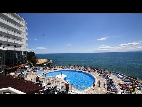 Top10 Recommended Hotels In Salou, PortAventura Theme Park Area, Spain