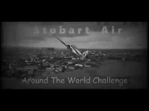 Air Stobart - Around The World Challenge - Leg 16