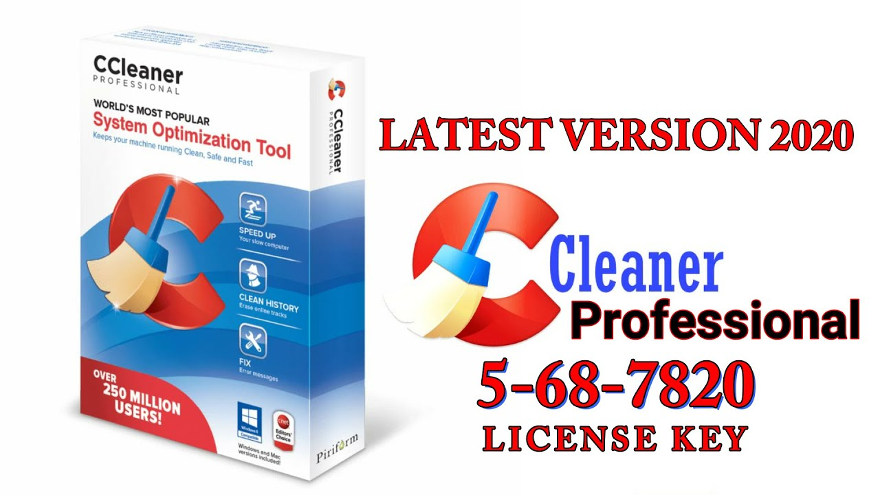 CCleaner Professional Latest Version (5-68-7820) Download ...