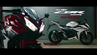 All New Honda CBR150R 2017 | TVC & Profile