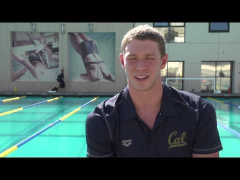 Cal Men's Swimming Bio: Ryan Murphy