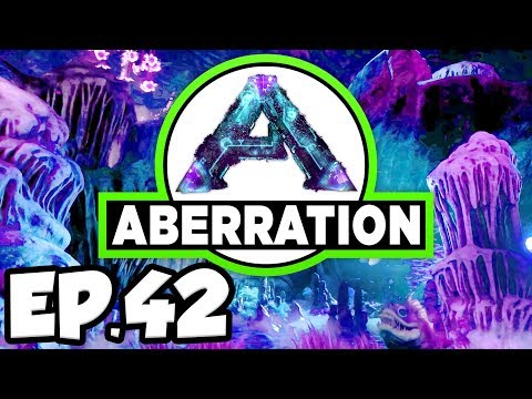 ARK: Aberration Ep.42 - PRIME FEATHERLIGHT RAMPAGE DINOSAURS w DOUBLE XP (Modded Dinosaurs Gameplay)