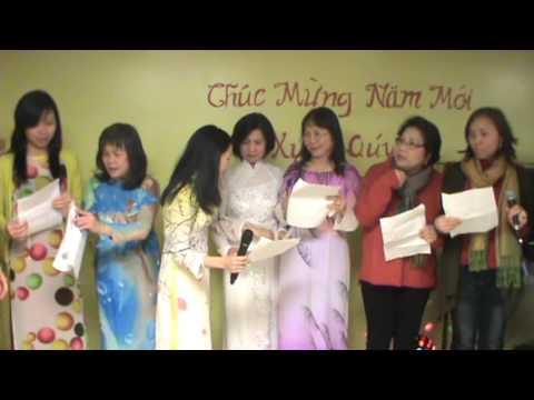 Chùa Tường Vân Văn nghệ qúy tỵ 2013. phần 1