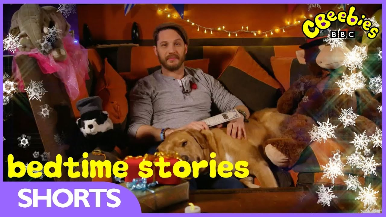 CBeebies Bedtime Stories and 'the Tom Hardy effect' | Den of Geek