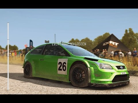 Dirt Rally - Ford Focus RS
