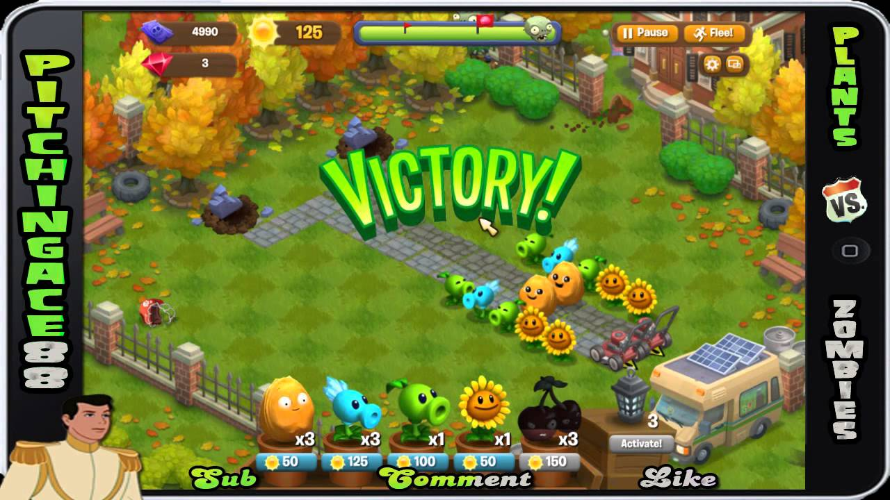 Plants vs. Zombies free download full version [mediafire.